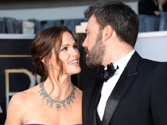 Ben Affleck and Jennifer Garner Are Still Wearing Their Wedding Rings