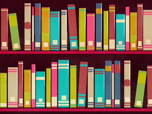 Perpustakaan ini Mengandungi Buku Tidak Biasa.  Bolehkah Anda Katakan Apa Itu?