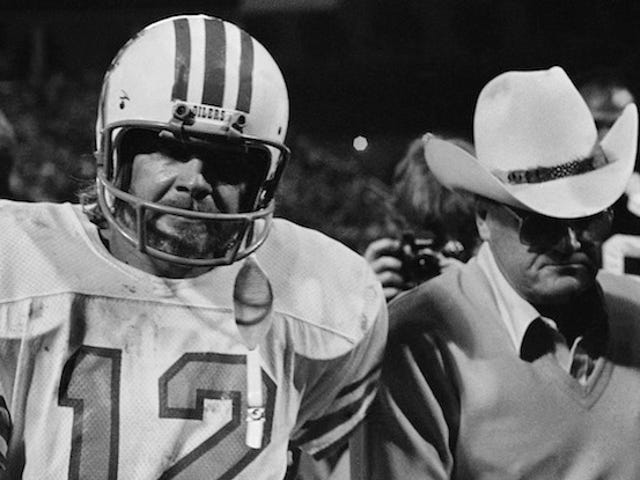 When Ken Stabler Was A Country-Music Lyric Come To Life