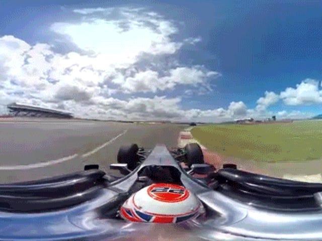 Ang McLaren F1 Car Sa wakas ay nanalo ng Race (Laban sa isang Honda Civic)