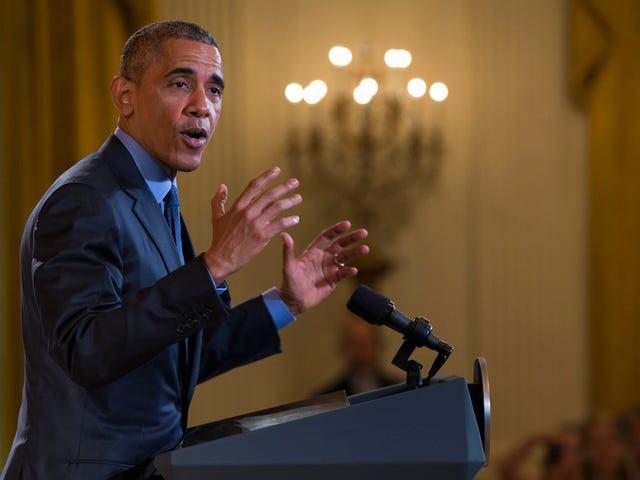 राष्ट्रपति ओबामा ने 46 ड्रग अपराधियों को क्षमादान दिया