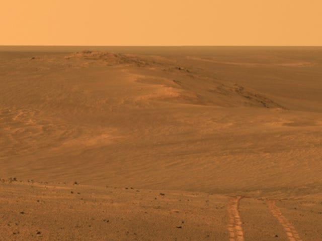 这是火星马拉松的原声带
