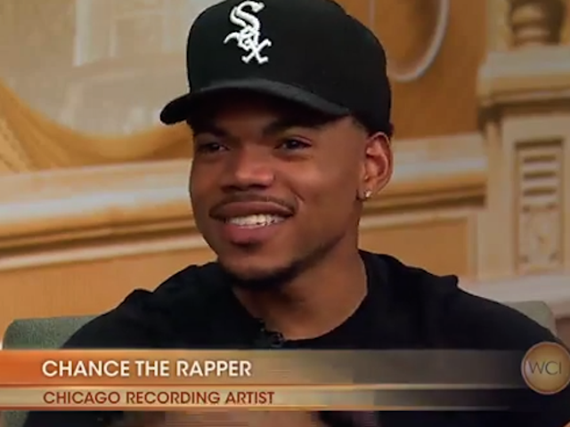 Chance The Rapper Was A delightful guest on a Chicago Morning Show