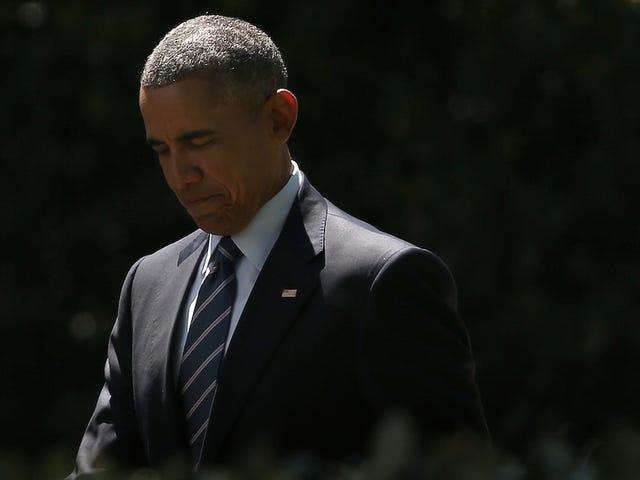 Barack Obama Beritahukan Jenayah Rotan Jenayah Tidak Pernah Baik