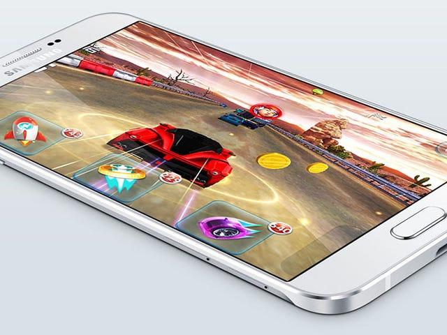 Samsung Galaxy A8: son téléphone le plus mince de tous les temps