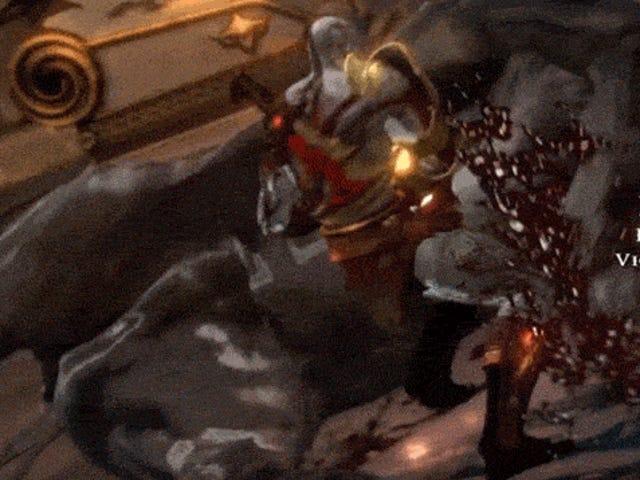 <i>God of War III</i> αποκαλύπτει τον Κράτο για αυτό που είναι