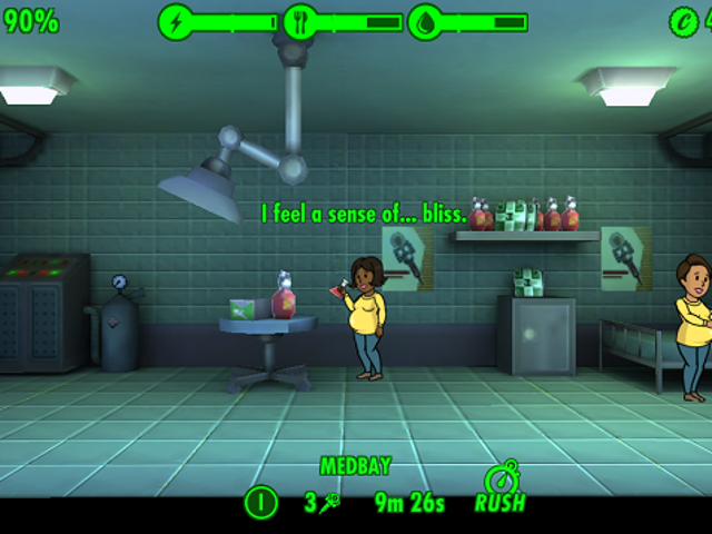 Podcast: Lifeline , Fallout Shelter i Learning to Love Waiting