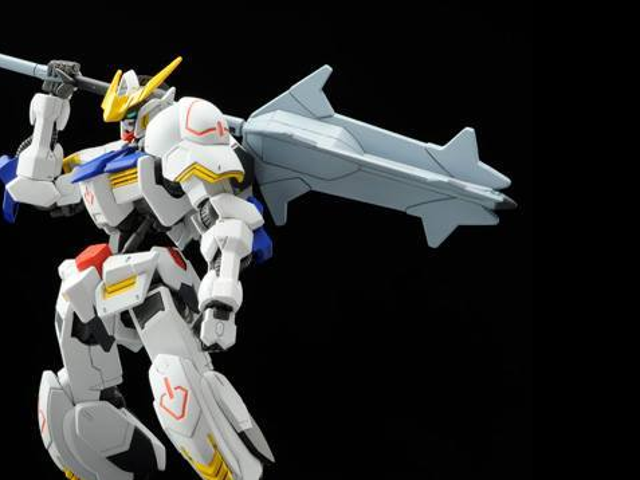 A New <i>Gundam</i> Anime Means There's New <i>Gundam</i> Toys