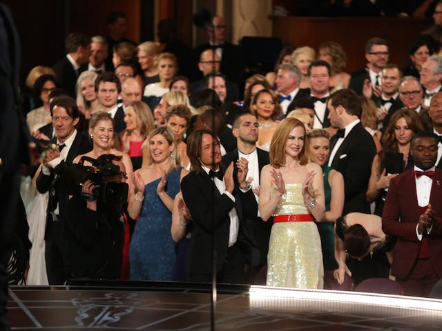 The Oscars Are Trying to Be Less White, Are Still Very White