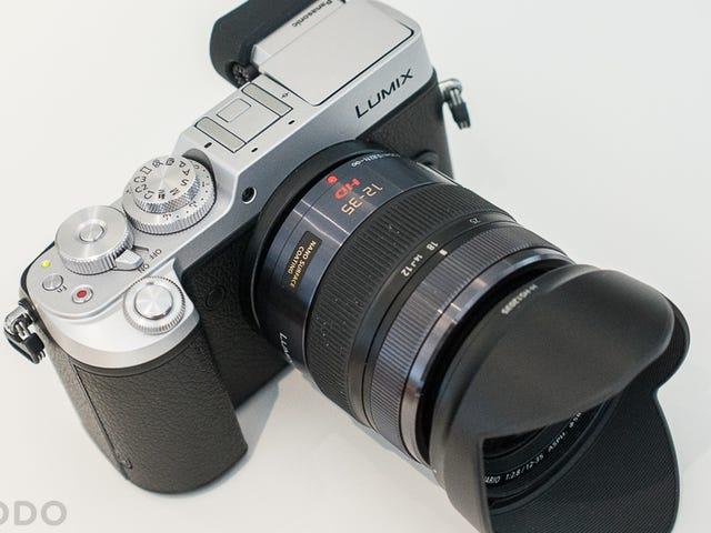 Panasonic GX8: Verrückte Stabilität und 4K-Video für diesen bulligen Mirrorless