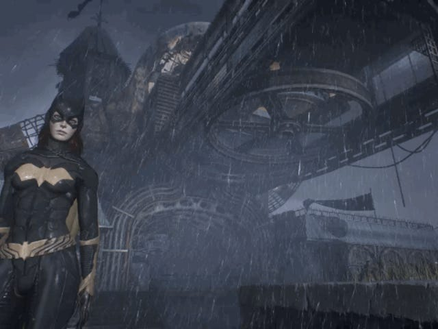 El DLC de Batgirl de <em>Arkham Knight</em> simplemente no es lo suficientemente bueno