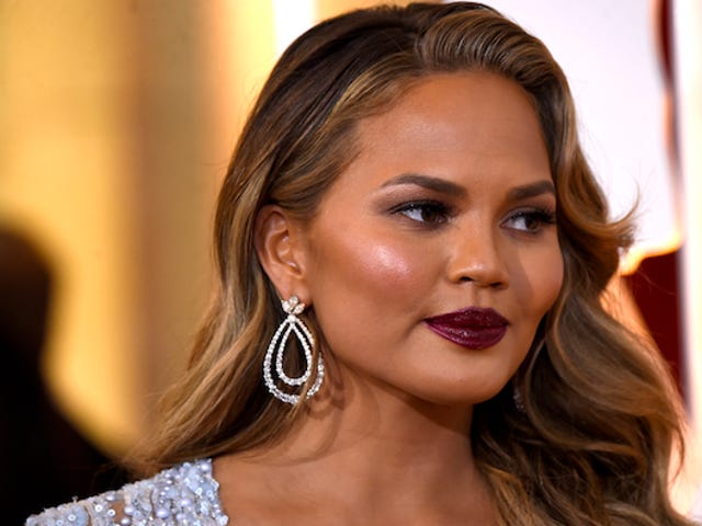 Chrissy Teigen Sort of Gets Why People Hate Her