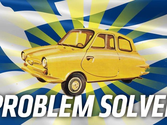 Η Ελλάδα πρέπει να κατασκευάσει πιο περίεργα αυτοκίνητα ξανά για να βγούμε από το χρέος