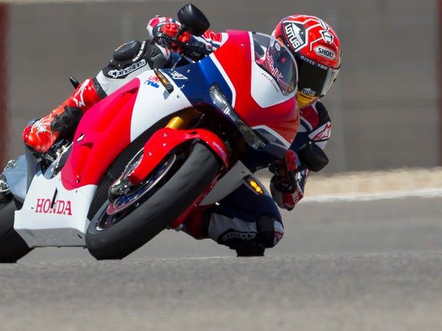 How Honda Botched Its $184,000 Motorcycle