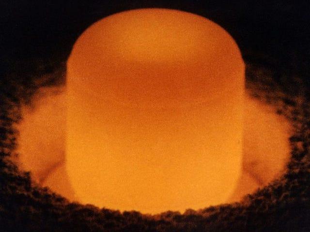 Cómo el plutonio nos ha llevado a Plutón