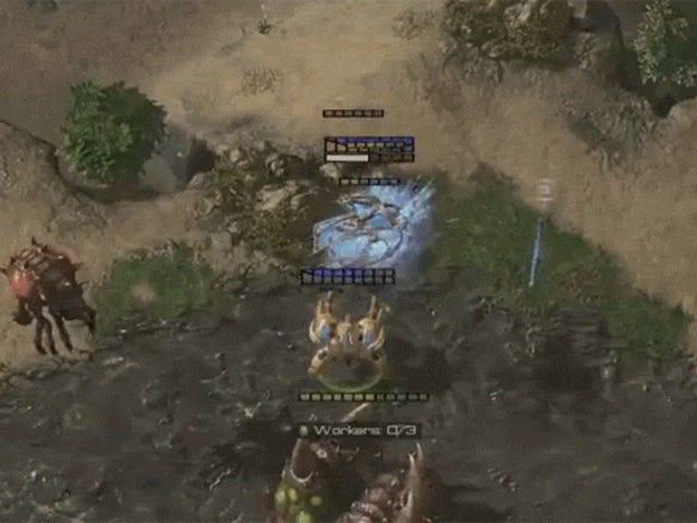 15-årige <i>StarCraft</i> Pro viser, hvordan man spiller Protoss korrekt