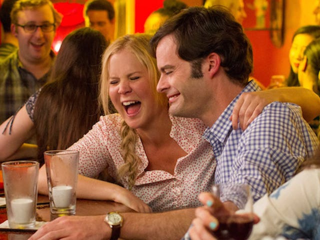 Amy Schumer's Trainwreck Can't Help Falling In Love With Itself