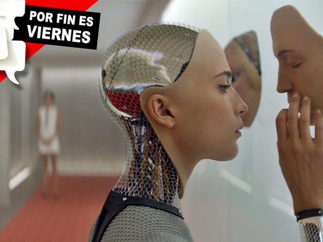 ¿Tendrías sexo con un robot?