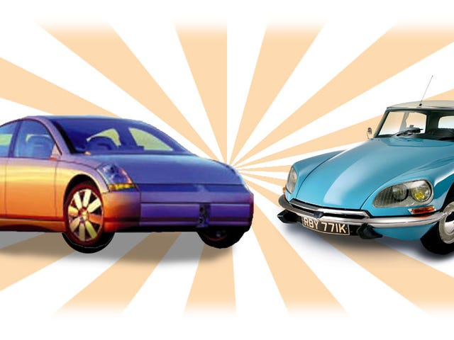 GM Built A Modern Hybrid Citroën DS That Was Years Ahead Of Its Time