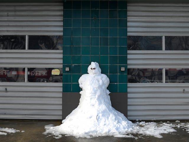 Salji Australia Jadi Jarang Mereka Tidak Mempunyai Alat untuk Mengukurnya