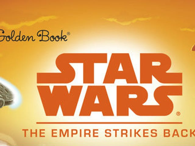 Little Golden Books Go Galactic With New Star Wars Editions
