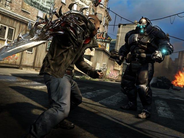 PS4 और Xbox एक के लिए <i>Prototype</i> बंडल बहुत सुंदर है