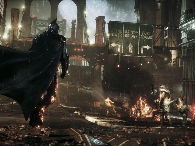 <i>Arkham Knight</i> PC's Next Big Patch Slated For Sometime Next Month
