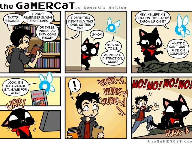 Niedzielne komiksy: to nie jest łatwe