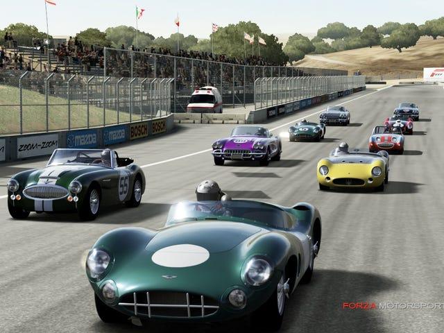 Oppositelock Fourza Classic Roadsters Series Runde 1 nach dem Rennen