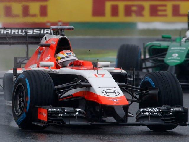 FIA fratræder nummer 17 fra formel 1 til ære for Jules Bianchi