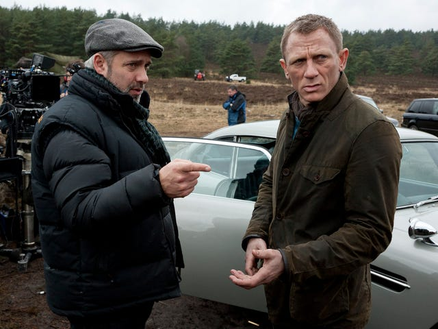 Spectre Will Be The Last James Bond Film For Director Sam Mendes
