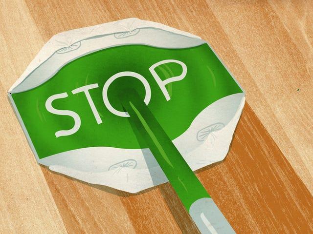 Stop Swiffering