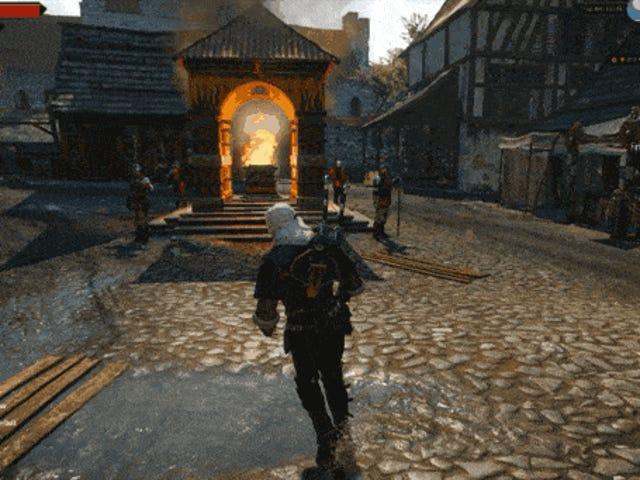<i>The Witcher 3</i> Chỉ cần tốt hơn trong một loạt các cách nhỏ