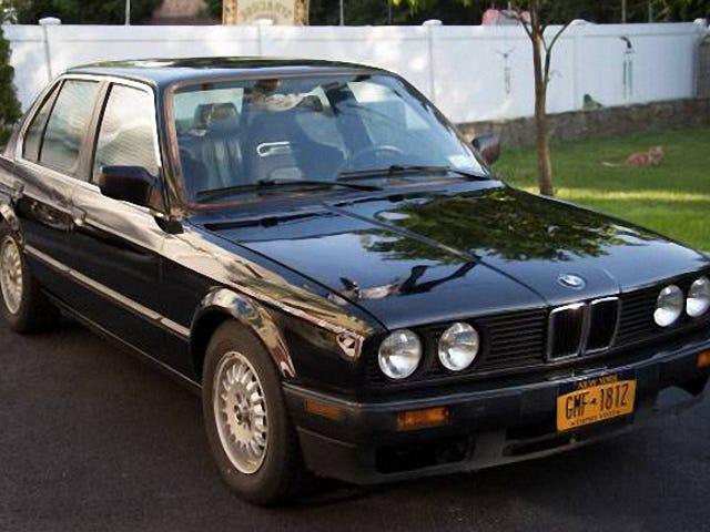 Para sa $ 5,000, Ang 1986 BMW 325e ay Nagtatakda ng Sorpresa