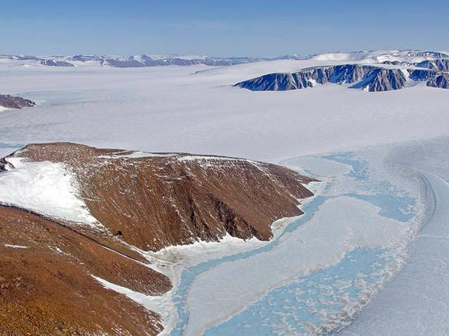 การเดินทางที่น่าทึ่งของนาซ่าเพื่อสำรวจแผ่นน้ำแข็งอาร์กติก