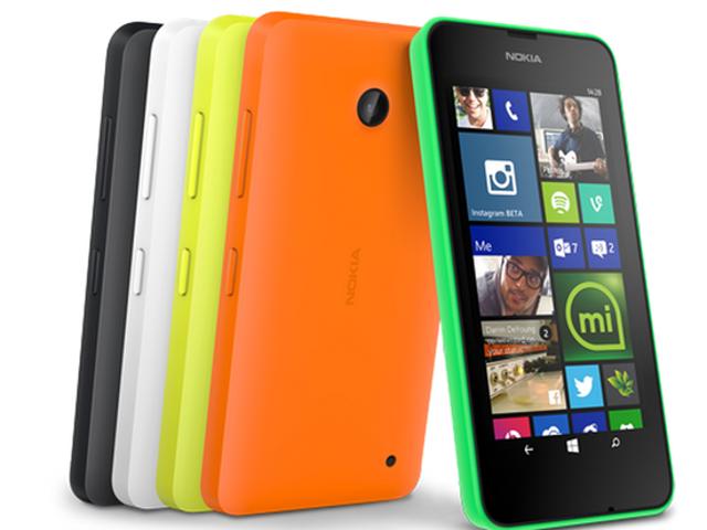 Lumia 635 vs Moto G