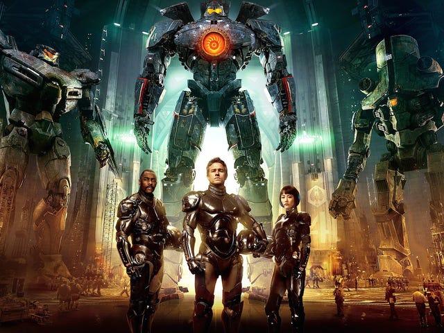 Más robots gigantes, por favor: <i>Pacific Rim 2</i> arranca en noviembre