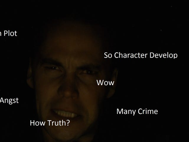 The Detective Is True: Episode 5: We Are All Very Serious About Things
