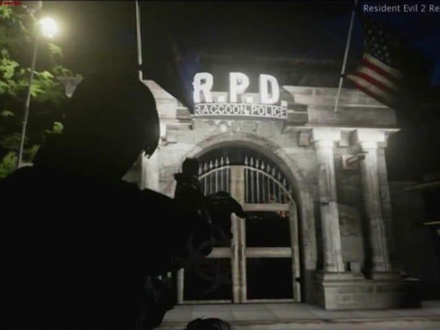 <i>Resident Evil 2</i> recebe remake de fãs no Unreal Engine 4