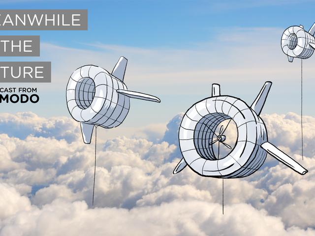 <i>Meanwhile in the Future</i> : nous avons changé le climat avec les éoliennes
