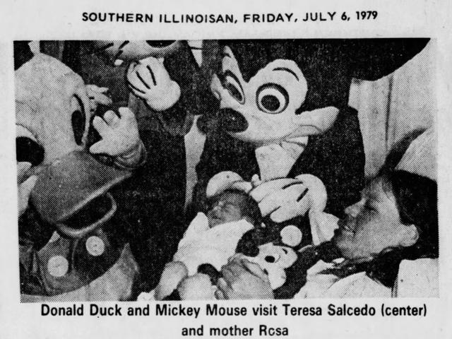 Kentsel Efsane: Disneyland'da Doğmuş Bebekler Ömür Boyu Geçti