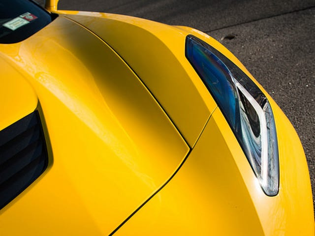 What You Probably Didn't Know About The 2015 Corvette Z06