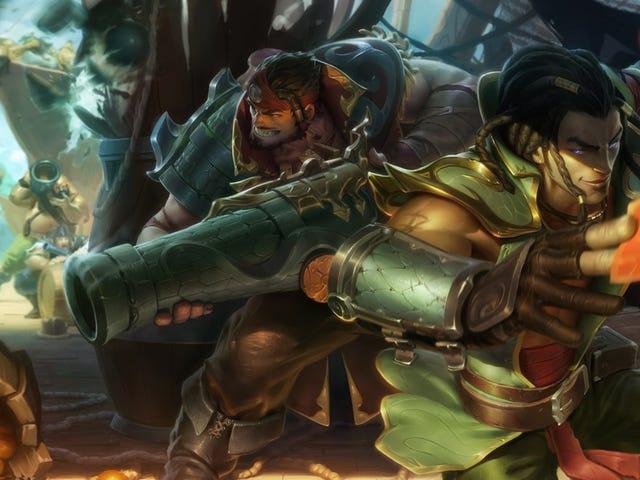 <i>League Of Legends'</i> नई खेल मोड की मदद से आप लड़ाई में राक्षसों को ले जाते हैं