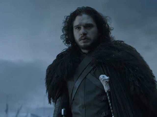 Here's the Best Proof Yet That Jon Snow Is Alive on Game of Thrones