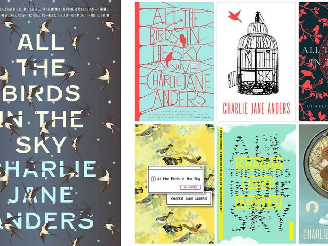 Read the First Two Chapters of Charlie Jane Anders' New Book Now