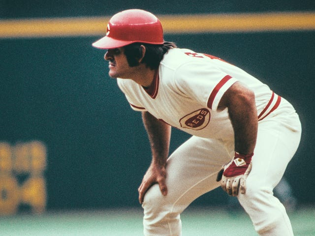 End the Pete Rose Stupid, Put Him in the Damn Hall