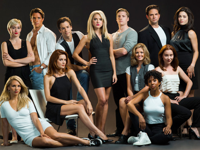 Here Are the Casts of Lifetime's Melrose Place and 90210 Movies