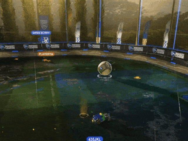 <i>Rocket League</i> Defensive Failure Is Tough To Watch