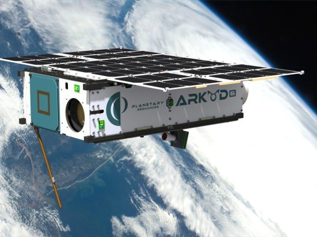 Esta nave espacial cazará el sistema solar de asteroides a la mina