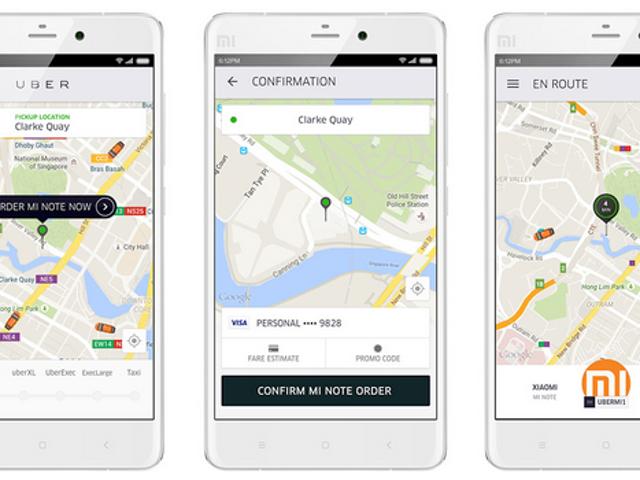 Xiaomi kommer til at starte uber-ing-smartphones til mennesker